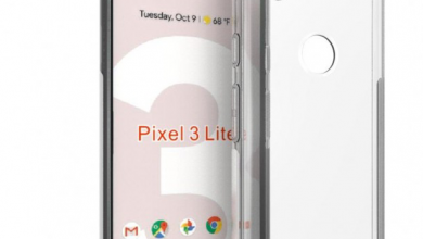 Leaked -Google -Pixel 3 Lite- cases