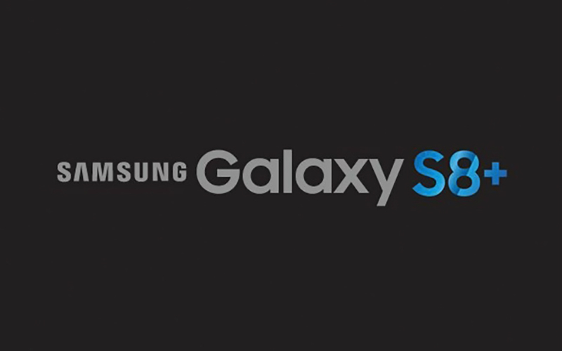 Leaked logo- Galaxy S8+