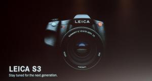 Leica- S3 medium format