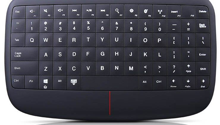 Lenovo 500 Multimedia Controller mini keyboard