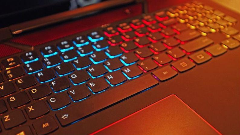 Lenovo Legion-keyboard