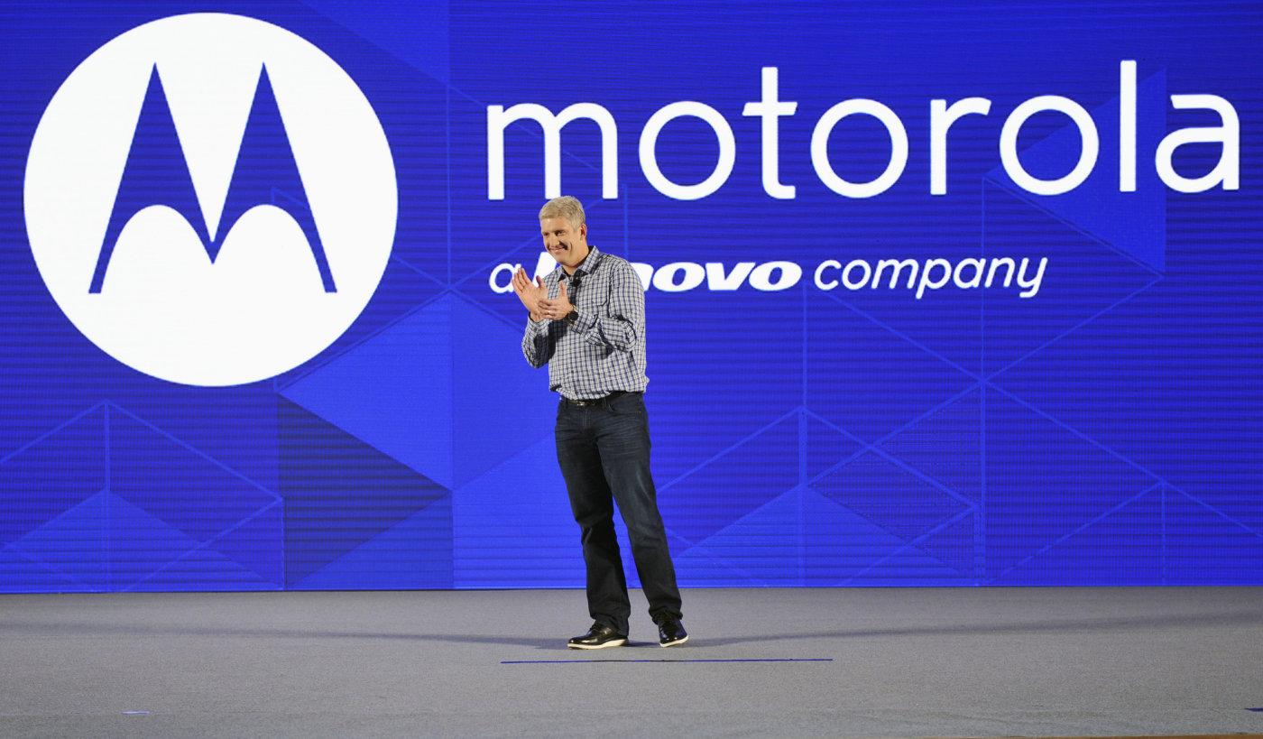 Lenovo-Tech World event