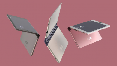 Lenovo foldable device