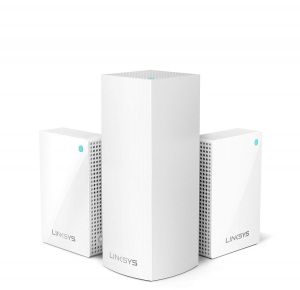 Linksys is bringing wall plug-in nodes to its Velop home mesh Wi-Fi system