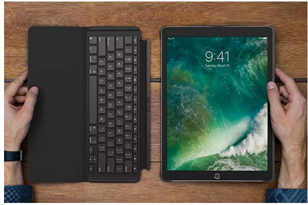 Logitech has released a keyboard case for the new 10.5-inch iPad Pro