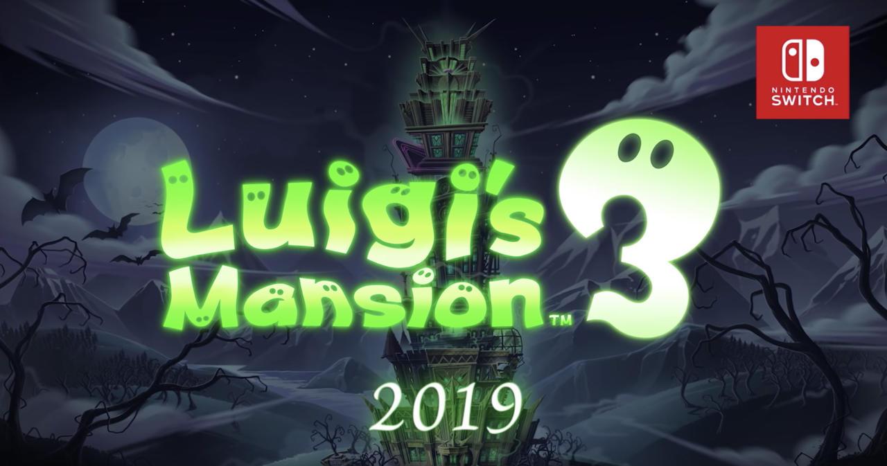 Luigi- Mansion 3