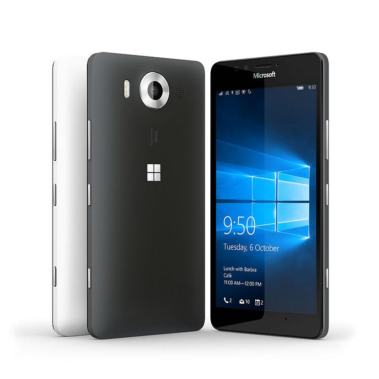 Lumia 950-Microsoft