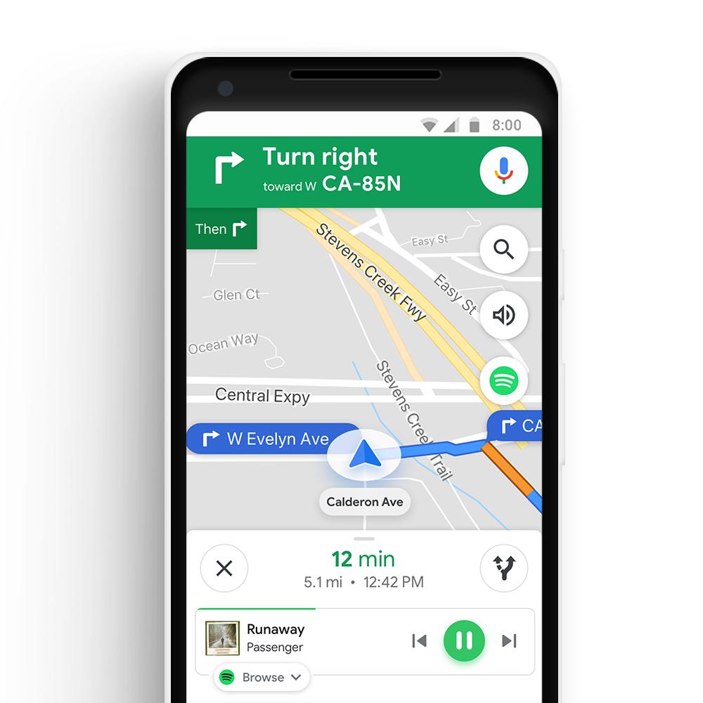 MAPS_Commute_Spotify_integration