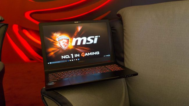 MSI GS63 Ghost