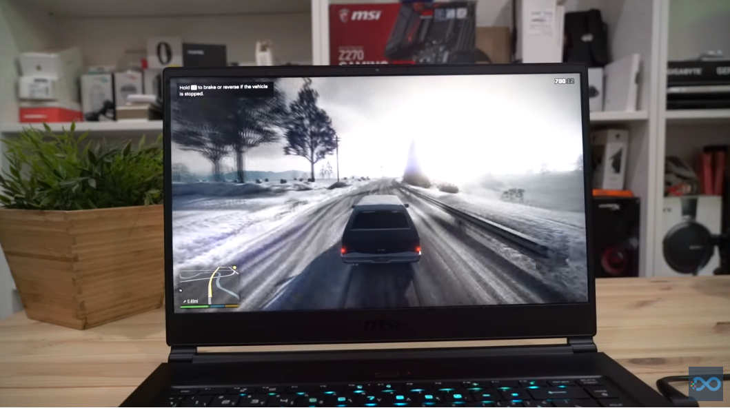 MSI GS65 Stealth Thin review 3