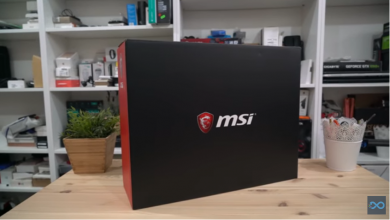 MSI GT75 Titan review