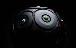 Manifold 360-degree camera