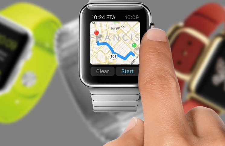 Maps-on-Apple-Watch