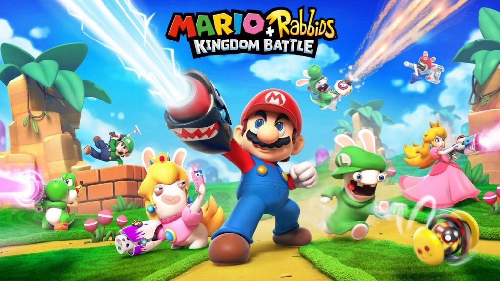 Mario+Rabbids-Kingdom Battle