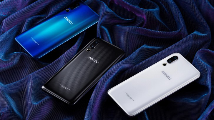 هاتف Meizu 16s يأتي رسميا برقاقة معالج Snapdragon 855 وسعر يبدأ من 475 دولار