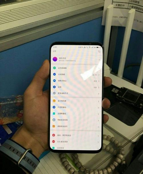 صور مسربة لهاتف Meizu 16s تؤكد على تصميم نحيف للإطارات