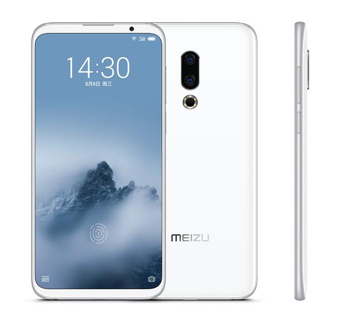 Meizu 16th-white