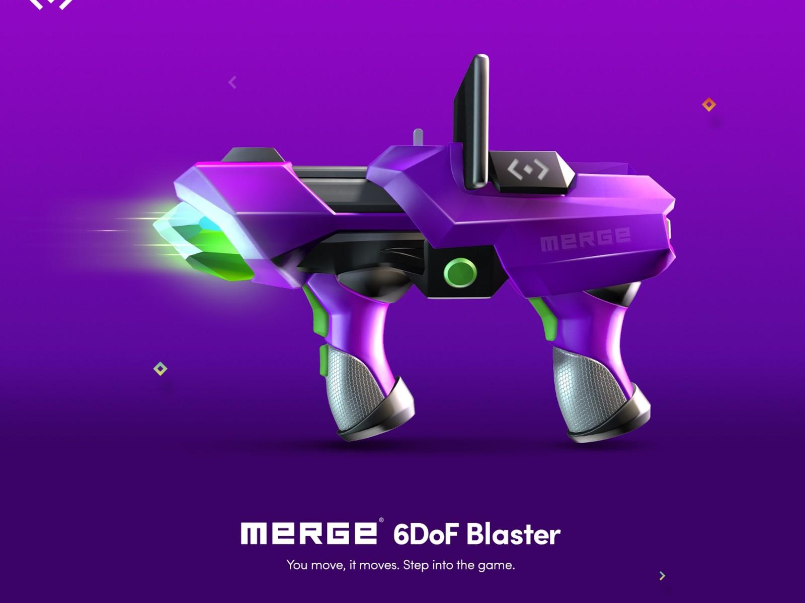 Merge Blaster