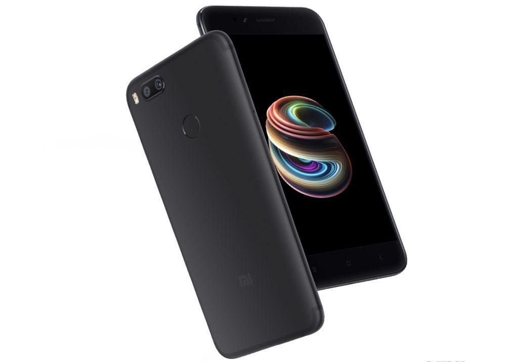 هاتف Xiaomi Mi A1 متوفر بسعر 225 دولار في الولايات المتحدة