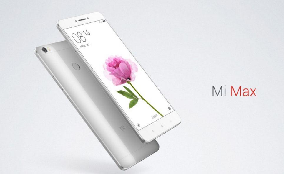 Mi Max-Xiaomi