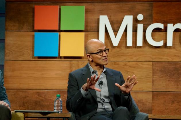 Microsoft-CEO-Satya Nadella