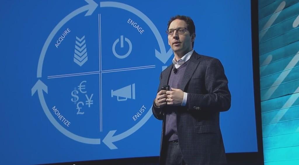 Microsoft-Chief Marketing Officer -Chris Capossela