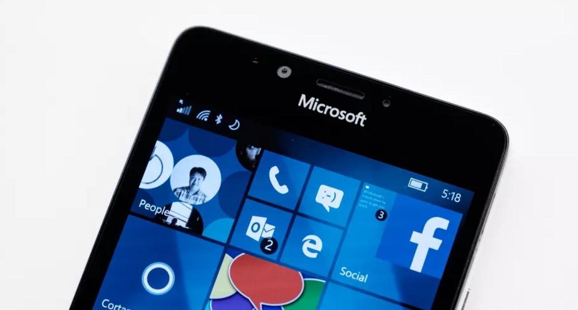 Microsoft Lumia Windows phones