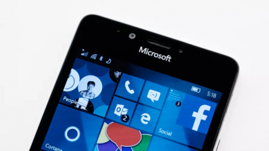 Microsoft Lumia Windows phones