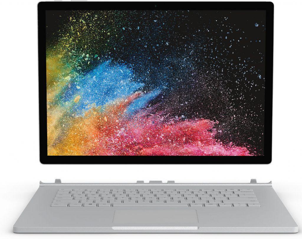 Microsoft-Surface Book 2