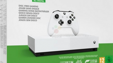 Microsoft Xbox One S All Digital