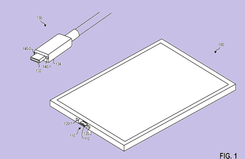 Microsoft-files-patent-application-for-a-magnetic-USB-C-system-to-be-used-on-Surface-tablets