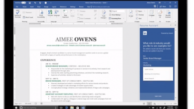 Microsoft integrates LinkedIn with Word