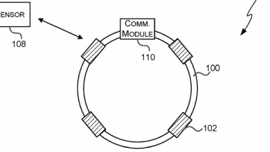 Microsoft- patents -wearable -device