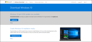 Microsoft pulls Windows 10 October 2018-update
