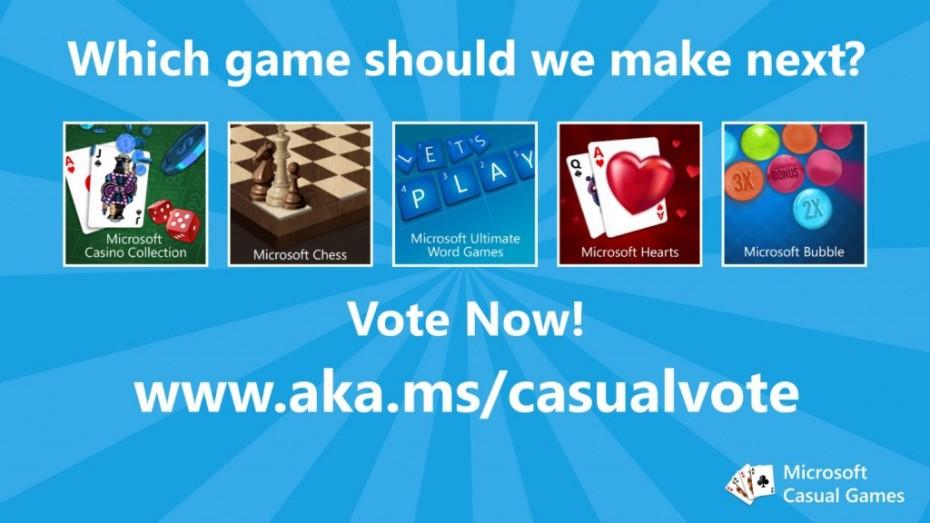 Microsoft -vote-next game