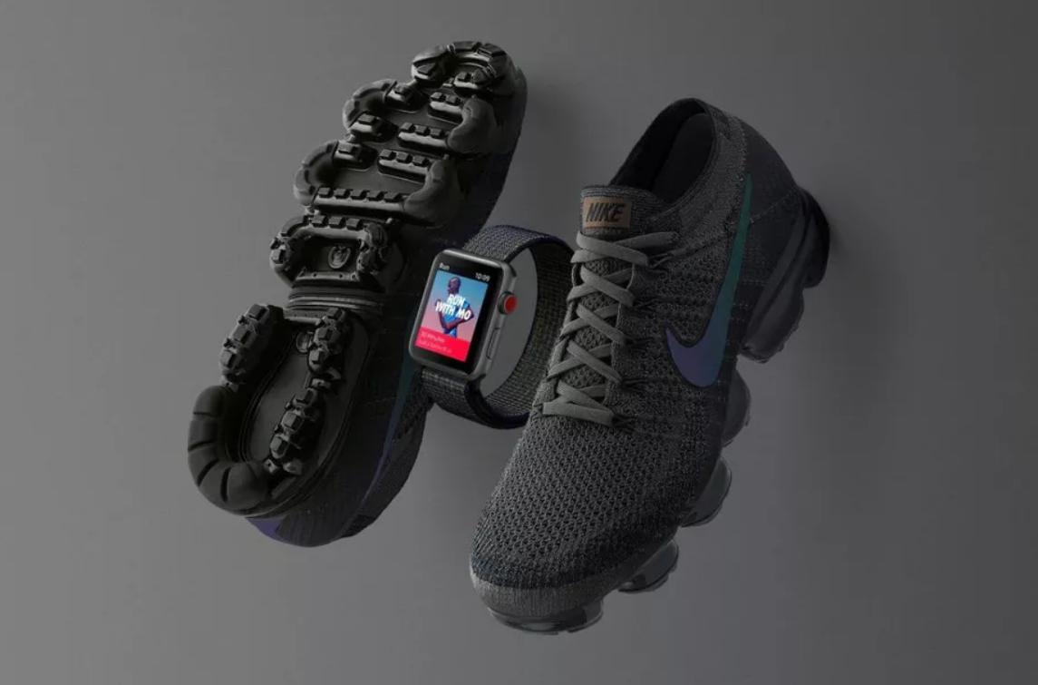 Midnight Fog Apple Watch Series 3