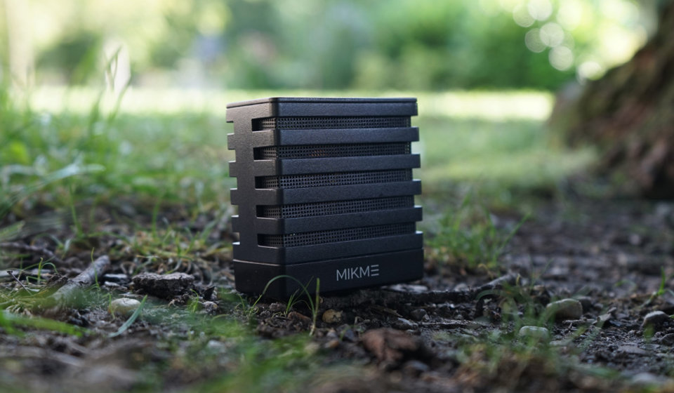 Mikme- wireless microphone