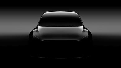 Model Y crossover EV