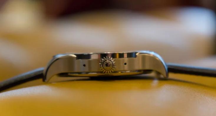 Montblanc's first smartwatch 3