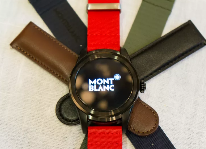 Montblanc's first smartwatch 5PNG