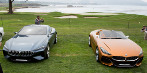 Monterey Car Week BMW