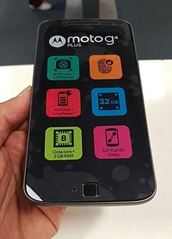 Moto G4-Plus