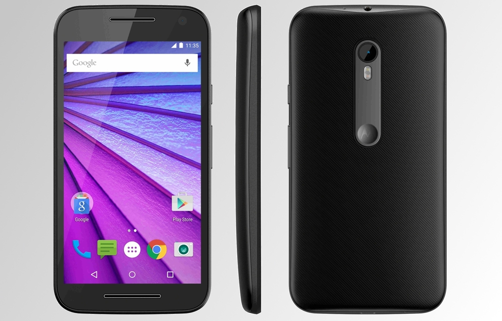Motorola- Moto G- 2015