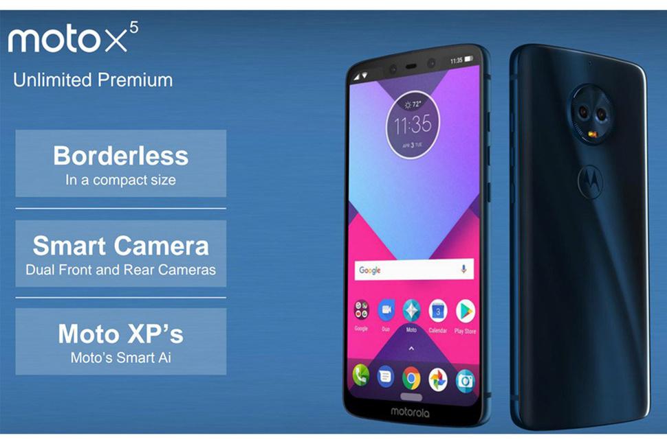 تسريبات: هاتف Moto X5 سيأتي بكاميرا أمامية وخلفية مزدوجة