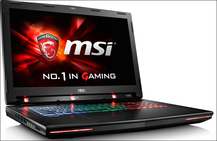 Msi- gaming laptop