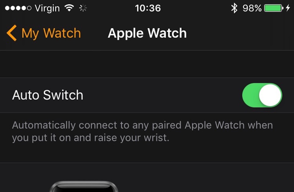 Multiple Apple Watches
