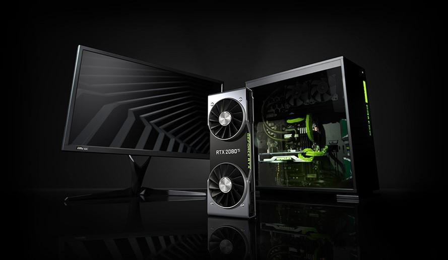 NVIDIA توفر GeForce RTX 2080 Ti في 27 من سبتمبر