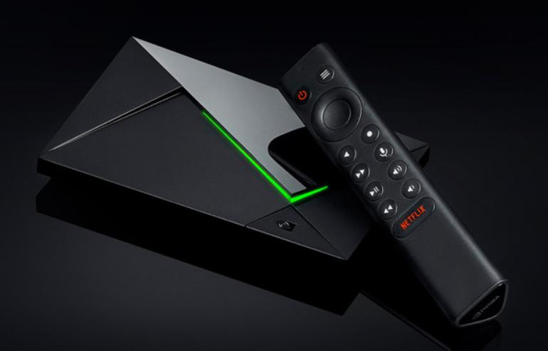 صورة NVIDIA Shield TV يدعم الآن وحدات التحكم لأجهزة PS5 وXbox Series X