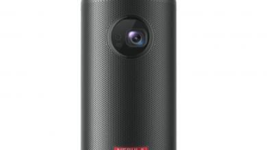 Nebula Capsule II mini projector