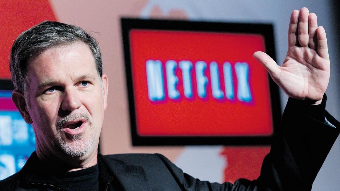 Netflix- shares -jump